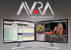 Avra visual radio